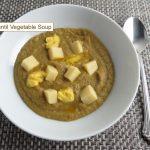 lentil vegetale soup