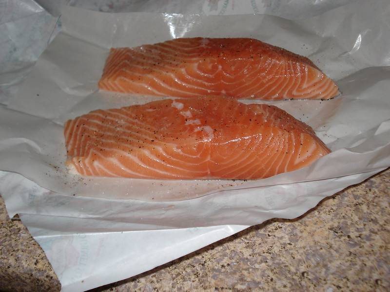 salmon for vitamin D